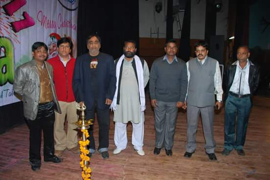 Director sir Mr. Vivek Srivastava with Honorable Guests